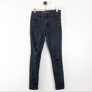 Old Navy Rockstar Mid-Rise Skinny Jeans Size 6 R